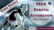 Pega Robotic Automation Online Training
