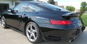 2001 Porsche 911Turbo Coupe 2-Door