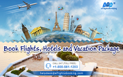 Book Flights,  Hotels and Vacation Package - eFlightsBooking